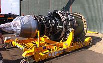 Signature d'un contrat de partenariat avec SAFRAN Snecma afin de gérer la location de 20 stands moteurs CFM56. Ils seront stockés dans nos entrepôts à proximité de Paris, France