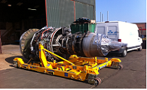Aeromat just signed a partnership contract with SAFRAN Snecma to manage the leasing of CFM56 20 engine stands.  They will be stored in our warehouses close to Paris ,France