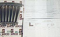 CFM56-5A LPT Noozle